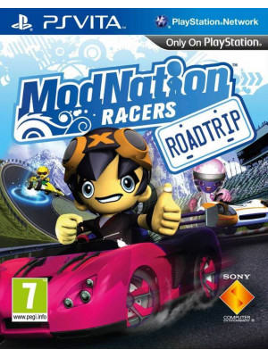 Modnation Racers Road Trip [PS Vita]