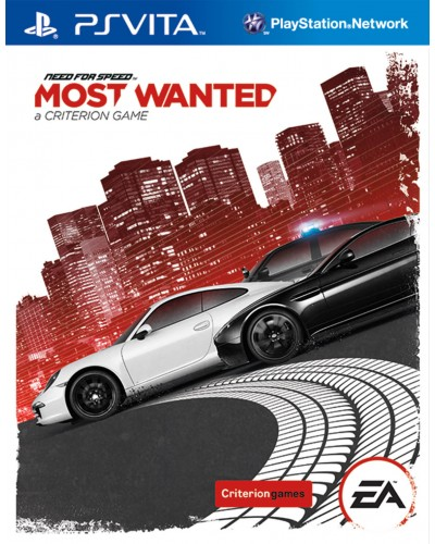 Need for Speed : Most Wanted [PS Vita]