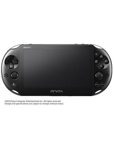 Sony PlayStation Vita 2000 Slim Black