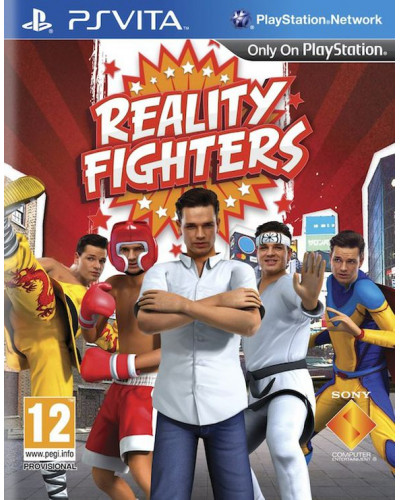 Reality Fighters [PS Vita]
