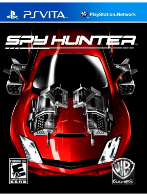 Spy Hunter [PS Vita]