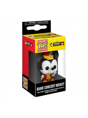 Брелок Funko Pocket POP! Keychain: Disney: Mickey's 90th: Band Concert Mickey 32176-PDQ