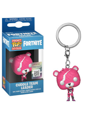 Брелок Funko Pocket POP! Keychain: Fortnite: Cuddle Team Leader 35717-PDQ