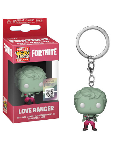 Брелок Funko Pocket POP! Keychain: Fortnite: Love Ranger 35715-PDQ