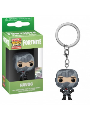 Брелок Funko Pocket POP! Keychain: Fortnite S2: Havoc Keychain 18 36972-PDQ