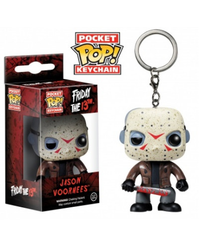 Брелок Funko Pocket POP! Keychain: Horror: Jason Voorhees 4871-PDQ