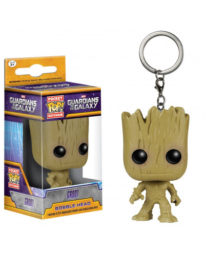 Брелок Funko Pocket POP! Keychain: Marvel: Guardians O/T Galaxy: Groot 6714-PDQ