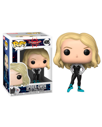 Фигурка Funko POP! Bobble: Marvel: Animated Spider-Man: Spider-Gwen 33981
