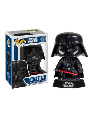 Фигурка Funko POP! Bobble: Star Wars: Darth Vader 2300