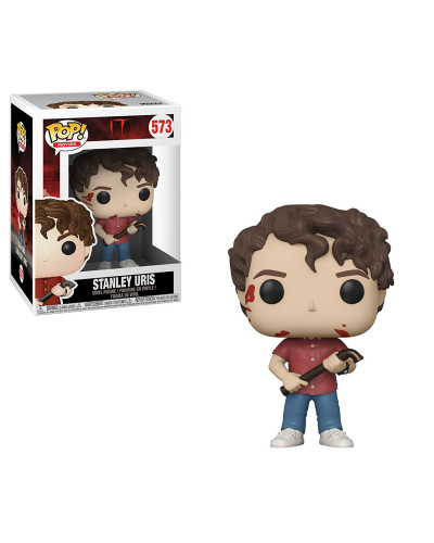 Фигурка Funko POP! Vinyl: IT S2: Stan 30021