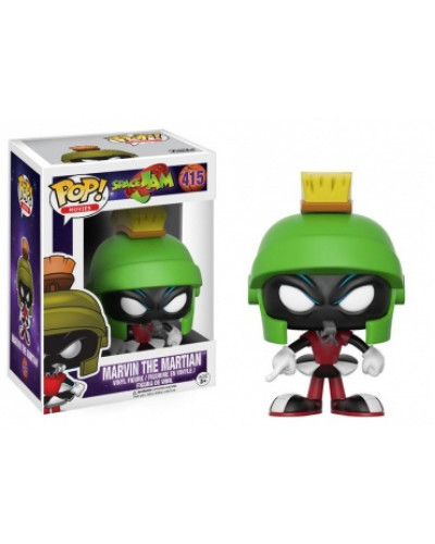 Фигурка Funko POP! Vinyl: Space Jam: Marvin 12430