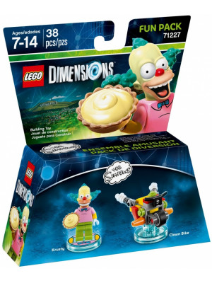 Lego Dimensions 71227 Fun Pack Krusty (Красти)