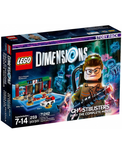 Lego Dimensions 71242 Story Pack (Ghostbusters)
