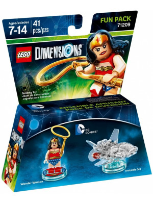 Lego Dimensions 71209 Fun Pack Wonder Woman