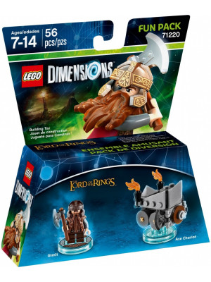LEGO Dimensions 71220 Fun Pack Гимли