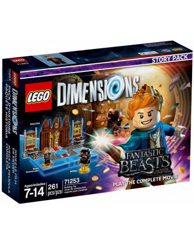 Lego Dimensions 71253 Story Pack Fantastic Beasts