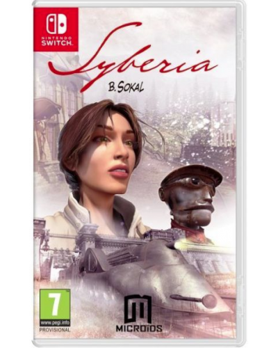Syberia [Nintendo Switch]