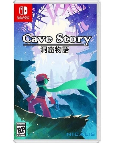 Cave Story+ [Nintendo Switch]