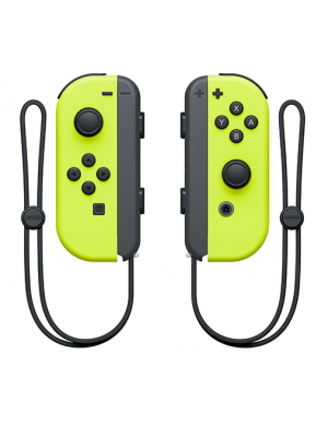 Nintendo Switch Joy-Con controllers Duo [Neon Yellow]