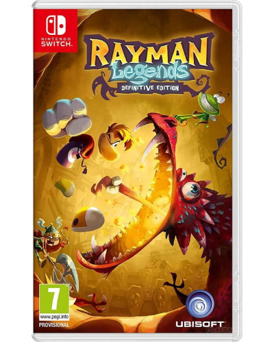 Rayman Legends Definitive Edition [Nintendo Switch]