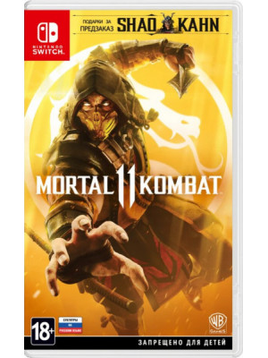 Mortal Kombat 11 [Nintendo Switch]