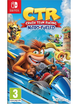 Crash Team Racing: Nitro-Fueled [Nintendo Switch]