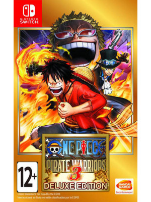 One Piece Pirate Warriors 3 : Deluxe Edition [Nintendo Switch]