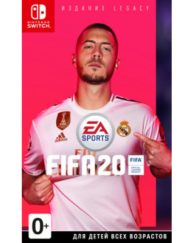 FIFA 20 Legacy Edition [Nintendo Switch]