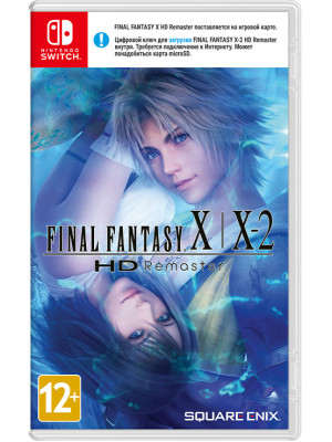 Final Fantasy X/X-2 HD Remaster [Nintendo Switch]