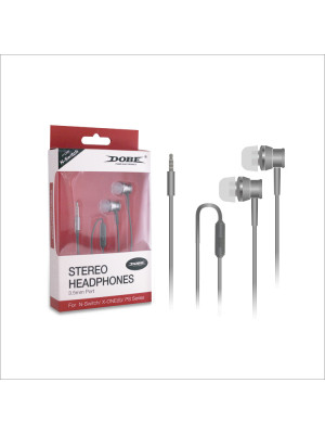 Гарнитура Stereo Headphones Silver [Nintendo Switch,Xbox One S,PS4]