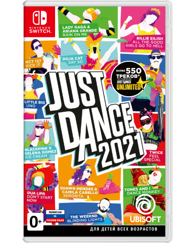 Just Dance 2021 [Nintendo Switch]