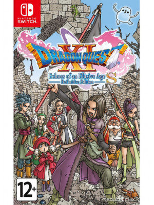 Dragon Quest XI S: Echoes of an Elusive Age - Definitive Edition [Nintendo Switch]