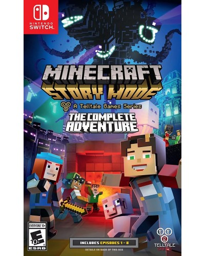 Minecraft Story Mode [Nintendo Switch]