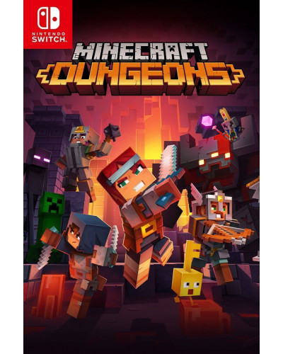 Minecraft Dungeons [Nintendo Switch]