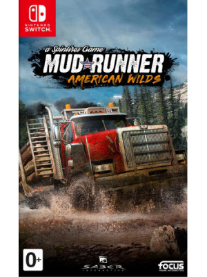 Spintires : MudRunner American Wilds [Nintendo Switch]