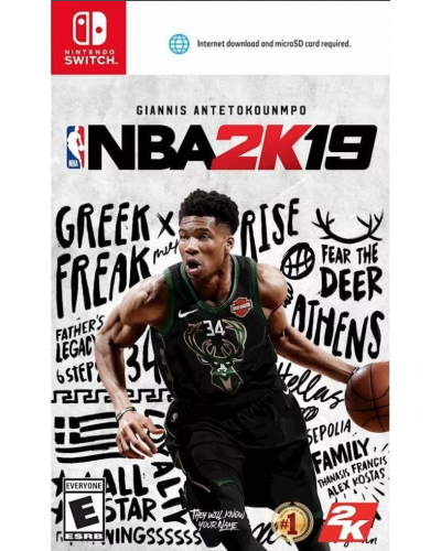 NBA 2K19 [Nintendo Switch]