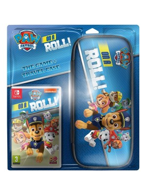 Paw Patrol: On a Roll! + Чехол [Nintendo Switch]