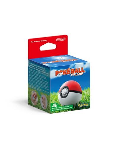 Poke Ball Plus [Nintendo Switch]