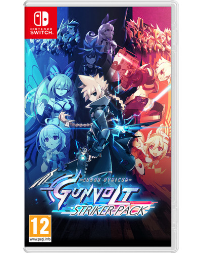 Azure Striker Gunvolt Striker Pack [Nintendo Switch]