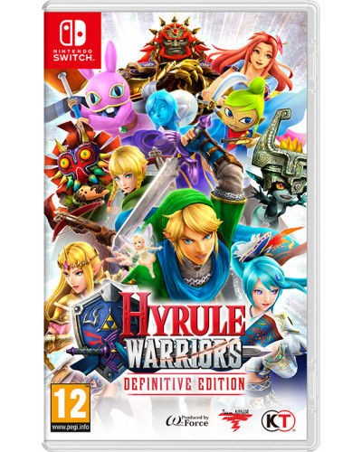 Hyrule Warriors : Definitive Edition [Nintendo Switch]