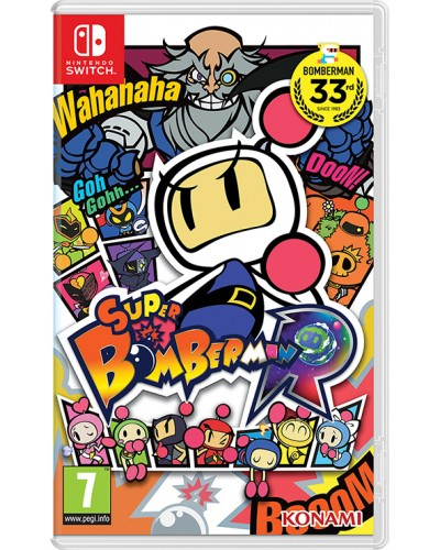 Super Bomberman [Nintendo Switch]