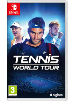 Tennis World Tour [Nintendo Switch]