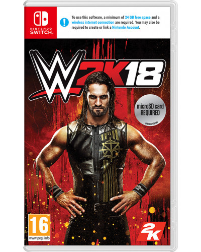 WWE 2K18 [Nintendo Switch]