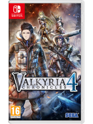 Valkyria Chronicles 4 [Nintendo Switch]