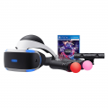 Очки виртуальной реальности Sony Playstation VR CUH-ZVR2 + Камера PS V2 + Игра VR Worlds + PS Move