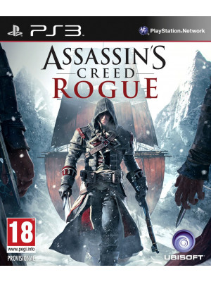 Assassin's Creed Rogue/Изгой [PS3]