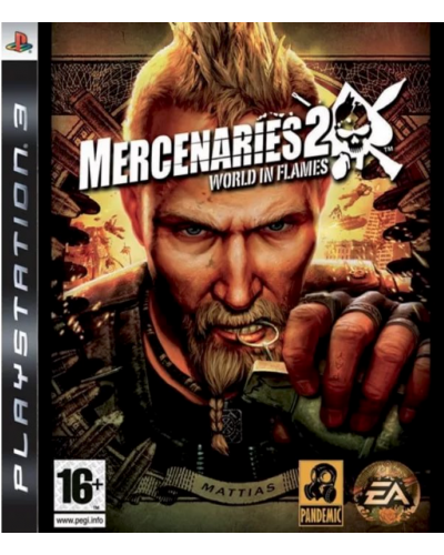 Mercenaries 2: World in Flames [PS3]