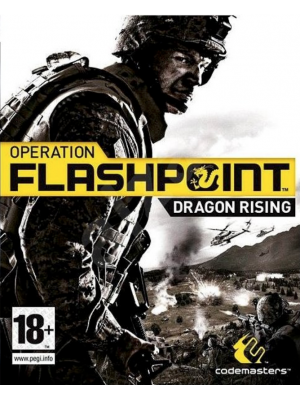 Operation Flashpoint: Dragon Rising [PS3]