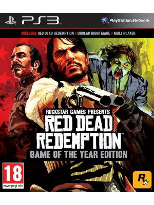 Red Dead Redemption GOTY [PS3]