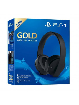 Гарнитура Sony Gold Wireless Headsed 7.1